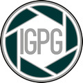 IGPG Logo Badge 30x30mm